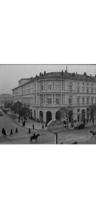 Fototapeta przedwojenna Warszawa 5