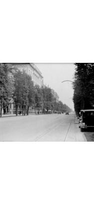 Fototapeta przedwojenna Warszawa 6