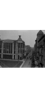 Fototapeta przedwojenna Warszawa 8