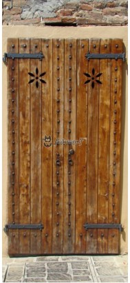 Stare drzwi 7